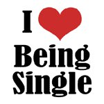 love being single